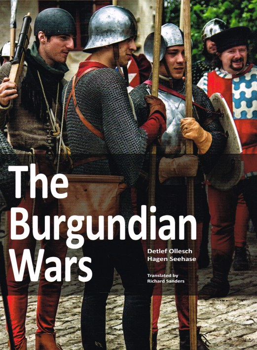 Image for THE BURGUNDIAN WARS