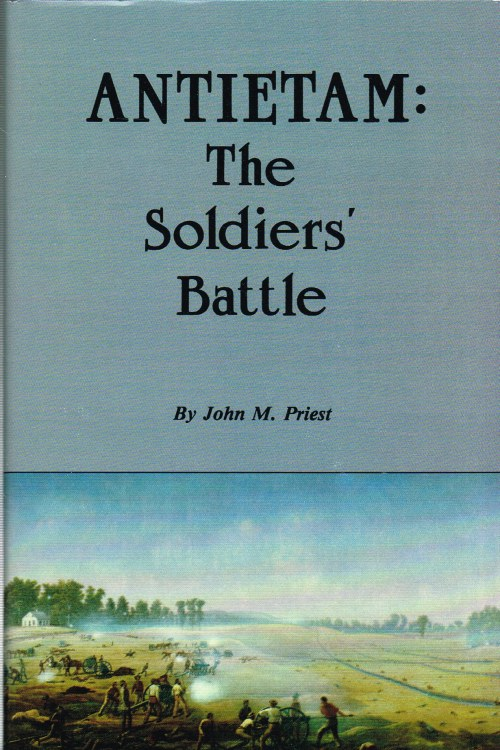 Image for ANTIETAM : THE SOLDIERS' BATTLE