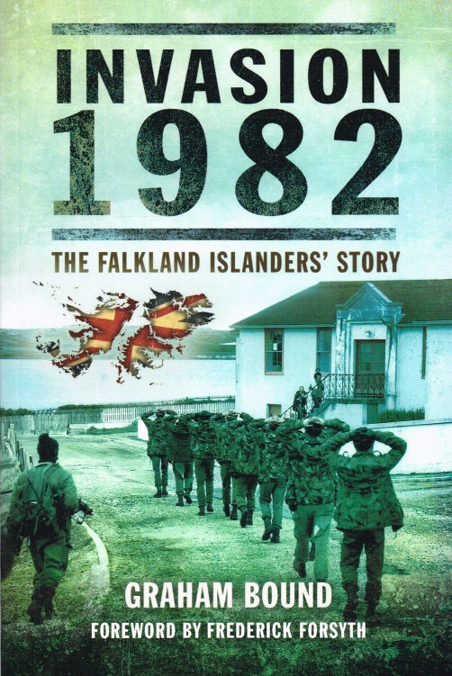 Image for INVASION 1982 : THE FALKLAND ISLANDERS' STORY