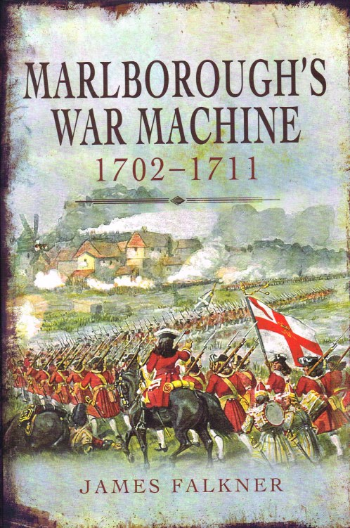 Image for MARLBOROUGH'S WAR MACHINE 1702-1711