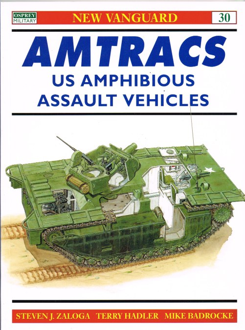 Image for AMTRACS: US AMPHIBIOUS ASSAULT VEHICLES