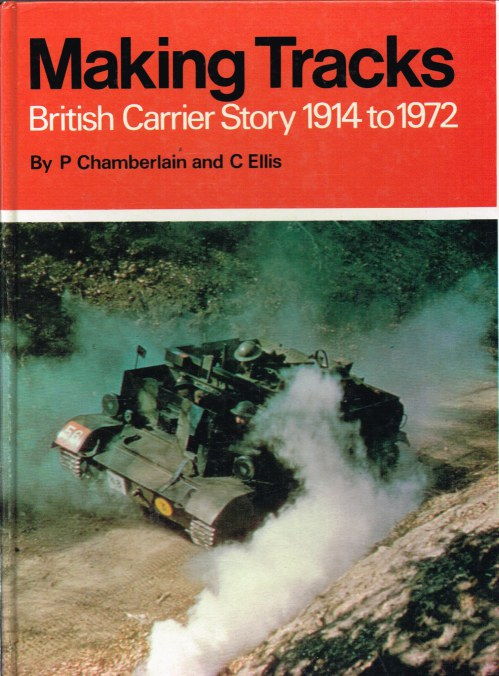 Image for MAKING TRACKS : THE BRITISH CARRIER STORY 1914 TO 1972
