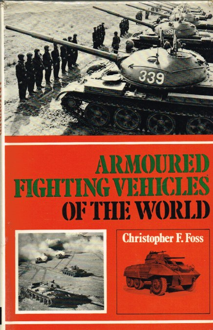 Image for ARMOURED FIGHTING VEHICLES OF THE WORLD
