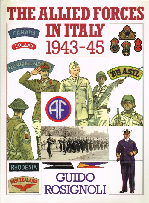 Image for THE ALLIED FORCES IN ITALY 1943-45