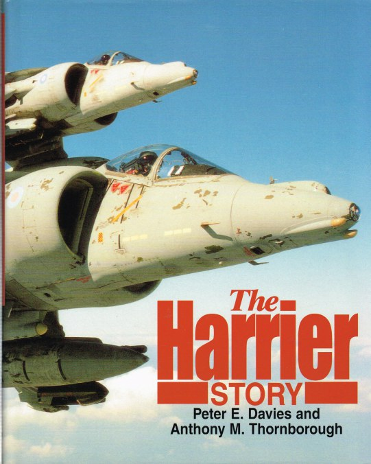 Image for THE HARRIER STORY