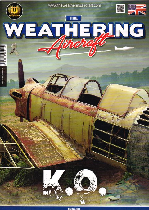 Image for THE WEATHERING AIRCRAFT ISSUE 13 : K.O.