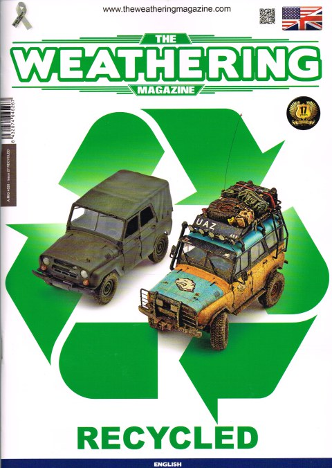 Image for THE WEATHERING MAGAZINE ISSUE 27: RECYCLED