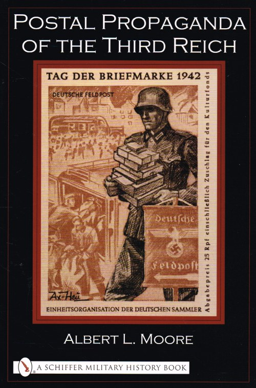 Image for POSTAL PROPAGANDA OF THE THIRD REICH