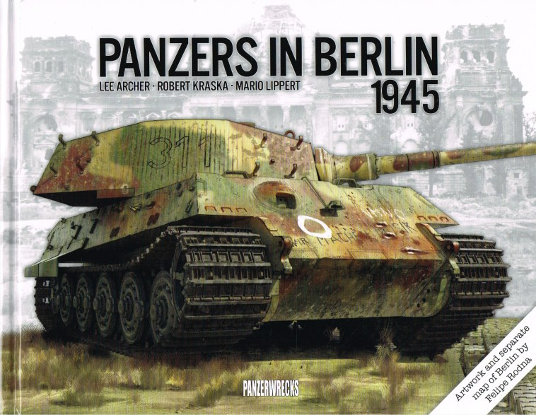 Image for PANZERS IN BERLIN 1945