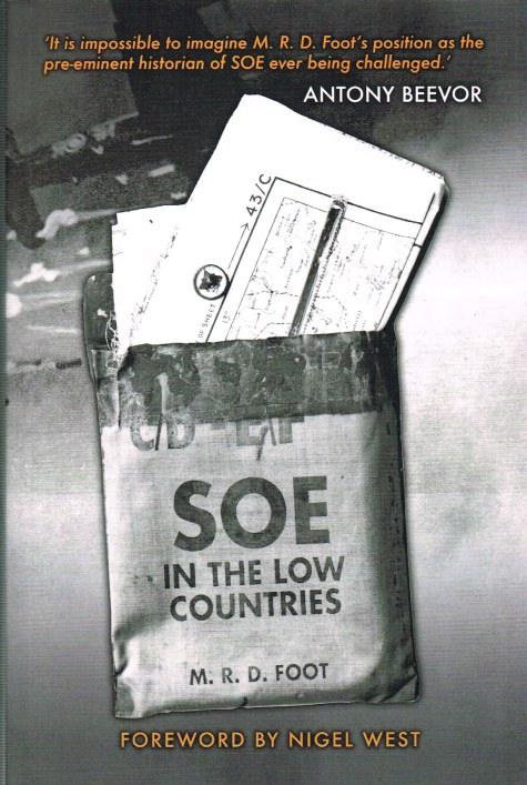 Image for SOE IN THE LOW COUNTRIES