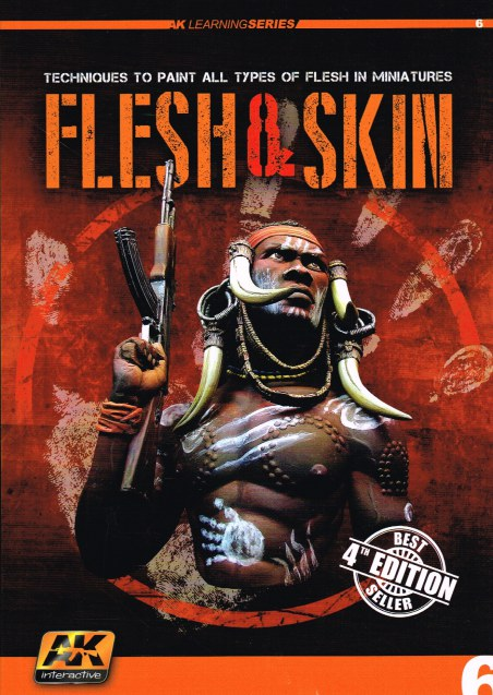 Image for AK LEARNING SERIES 6: FLESH AND SKIN