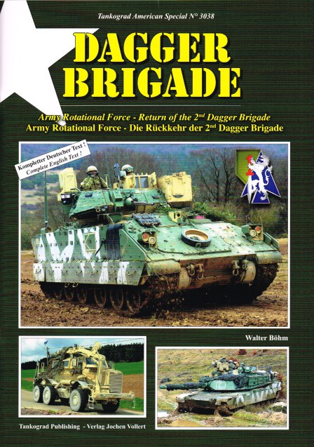Image for DAGGER BRIGADE : ARMY ROTATIONAL FORCE - RETURN OF THE 2ND DAGGER BRIGADE