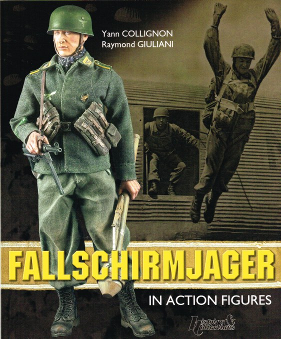 Image for FALLSCHIRMJAGER IN ACTION FIGURES