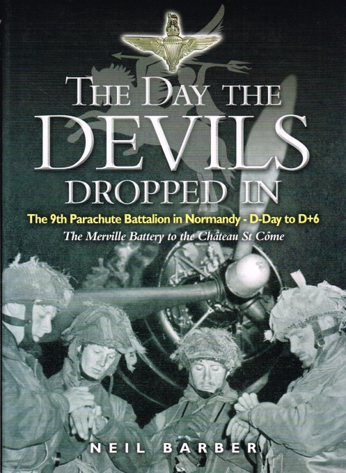 Image for THE DAY THE DEVILS DROPPED IN