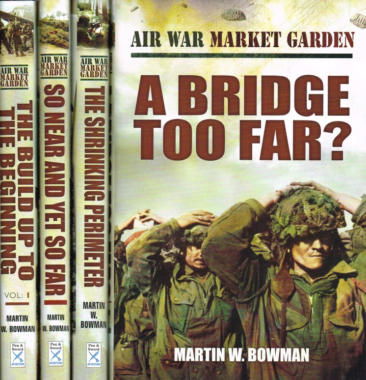Image for AIR WAR MARKET GARDEN (FOUR VOLUME SET)
