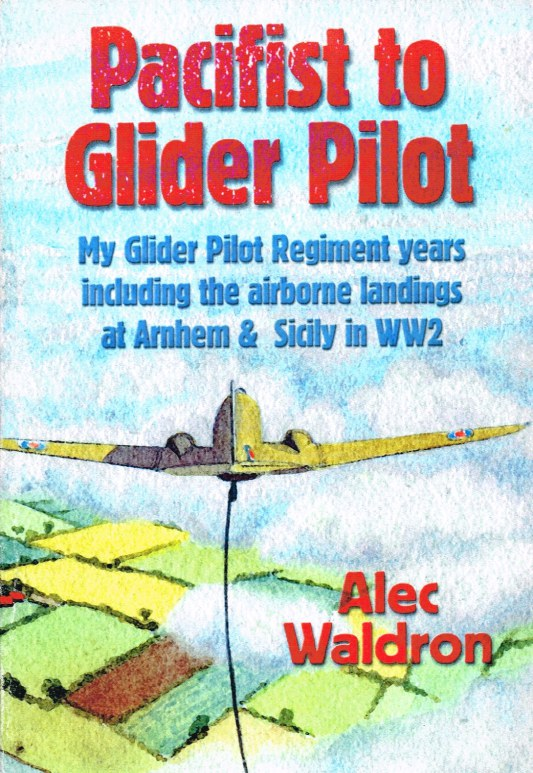 Image for PACIFIST TO GLIDER PILOT