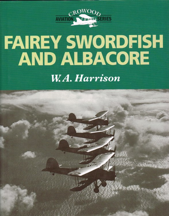 Image for FAIREY SWORDFISH AND ALBACORE
