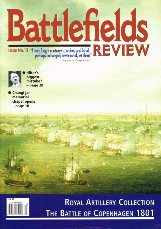 Image for BATTLEFIELDS REVIEW ISSUE NO.13