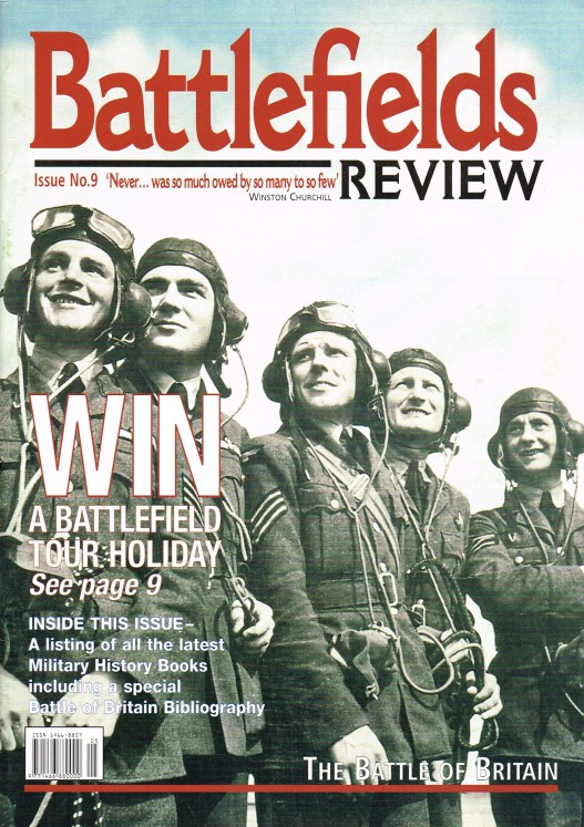 Image for BATTLEFIELDS REVIEW ISSUE NO.9