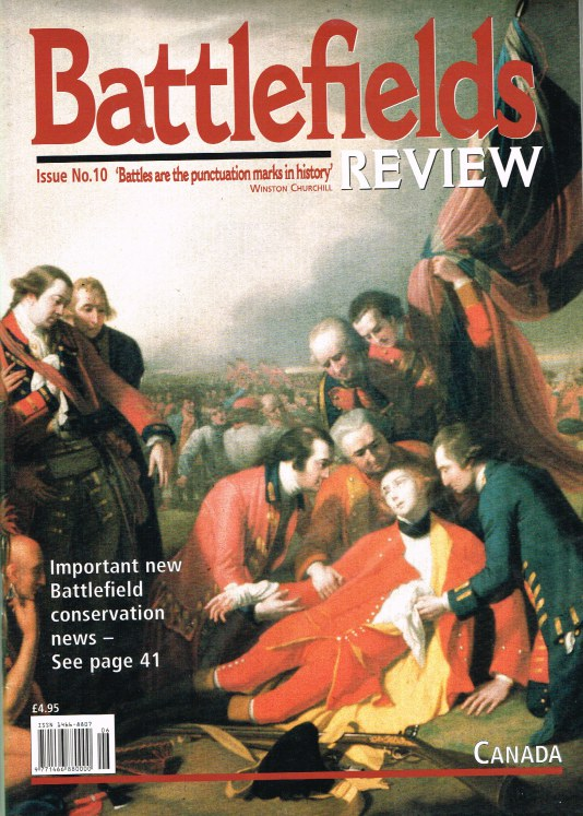 Image for BATTLEFIELDS REVIEW ISSUE NO.10