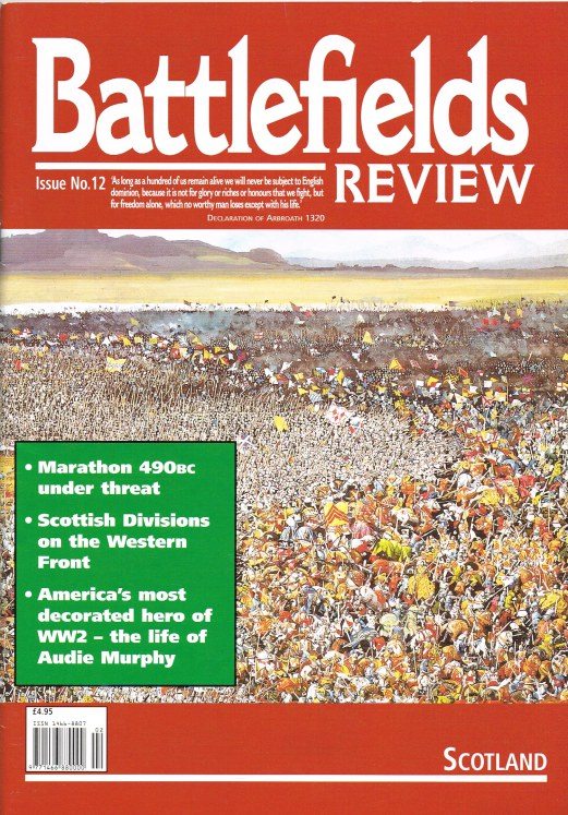 Image for BATTLEFIELDS REVIEW ISSUE NO.12