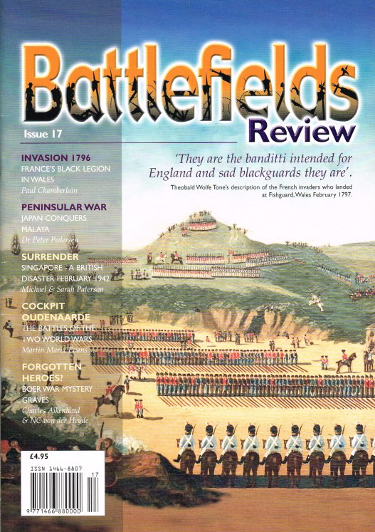 Image for BATTLEFIELDS REVIEW ISSUE NO.17