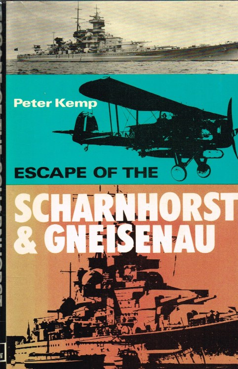 Image for SEA BATTLES IN CLOSE-UP 14: THE ESCAPE OF THE SCHARNHORST AND GNEISENAU