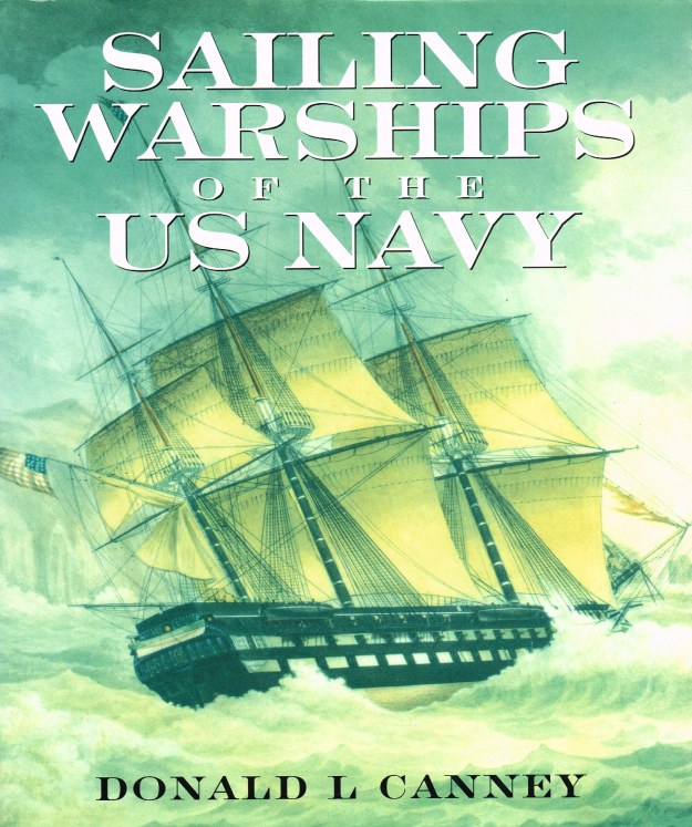 Image for SAILING WARSHIPS OF THE US NAVY