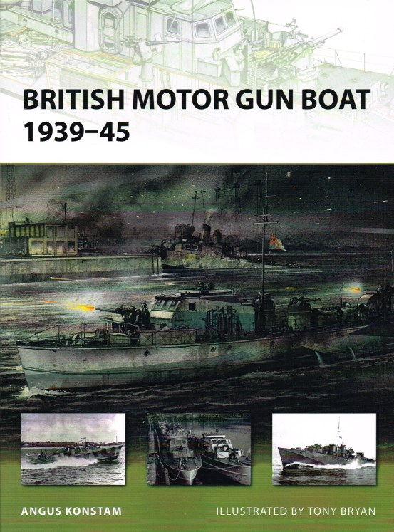 Image for BRITISH MOTOR GUN BOAT 1939-45
