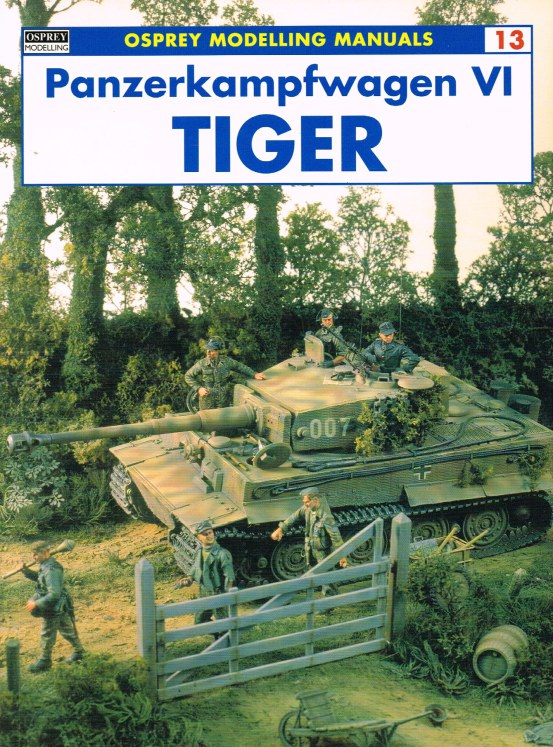 Image for PANZERKAMPFWAGEN VI TIGER