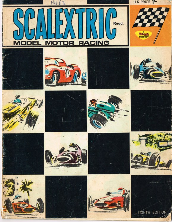 Image for SCALEXTRIC MODEL MOTOR RACING : EIGHTH EDITION