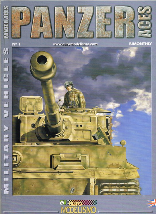 Image for PANZER ACES NO.1