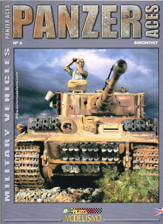 Image for PANZER ACES NO.6