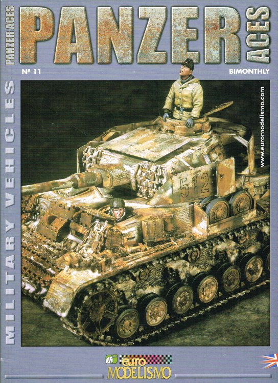 Image for PANZER ACES NO.11
