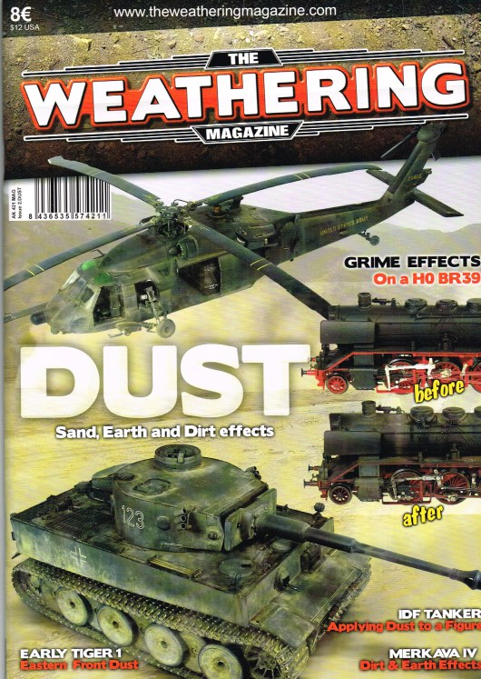 Image for THE WEATHERING MAGAZINE ISSUE 2: DUST (FIRST EDITION)