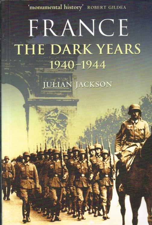 Image for FRANCE : THE DARK YEARS, 1940-1944