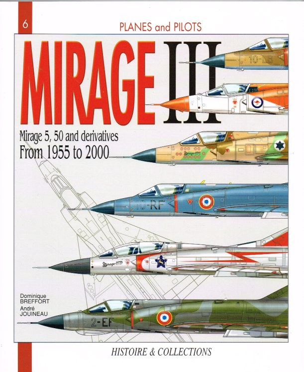 Image for THE MIRAGE III : MIRAGE 5, 50 AND DERIVATIVES