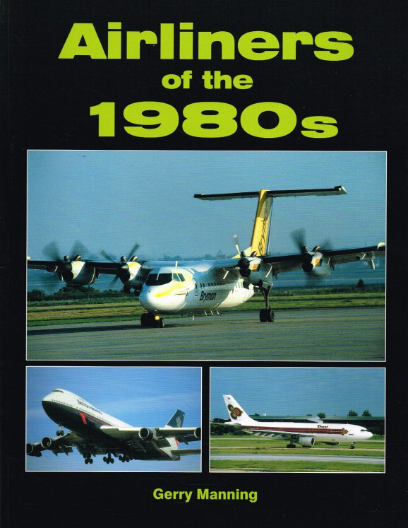 Image for AIRLINERS OF THE 1980S