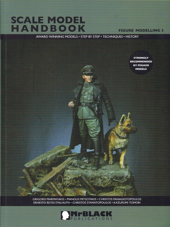 Image for SCALE MODEL HANDBOOK 3: FIGURE MODELLING