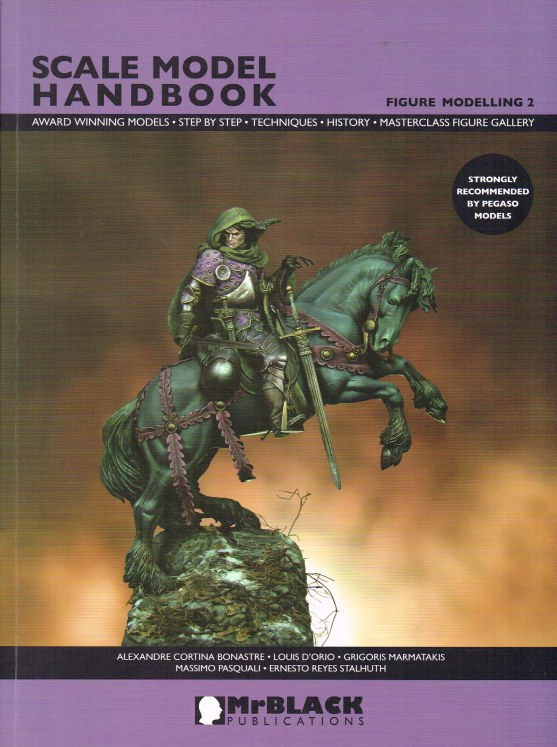 Image for SCALE MODEL HANDBOOK 2: FIGURE MODELLING
