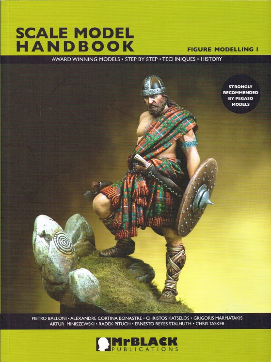 Image for SCALE MODEL HANDBOOK 1: FIGURE MODELLING