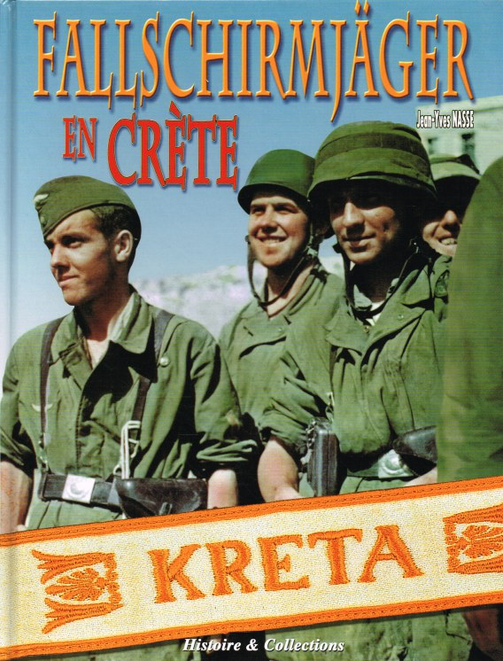 Image for FALLSCHIRMJAGER EN CRETE (FRENCH TEXT)