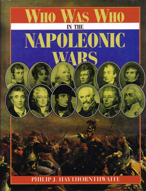 Image for WHO WAS WHO IN THE NAPOLEONIC WARS