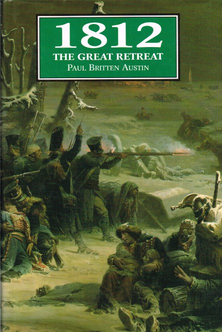 Image for 1812 THE GREAT RETREAT