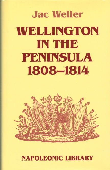 Image for WELLINGTON IN THE PENINSULA 1808-1814