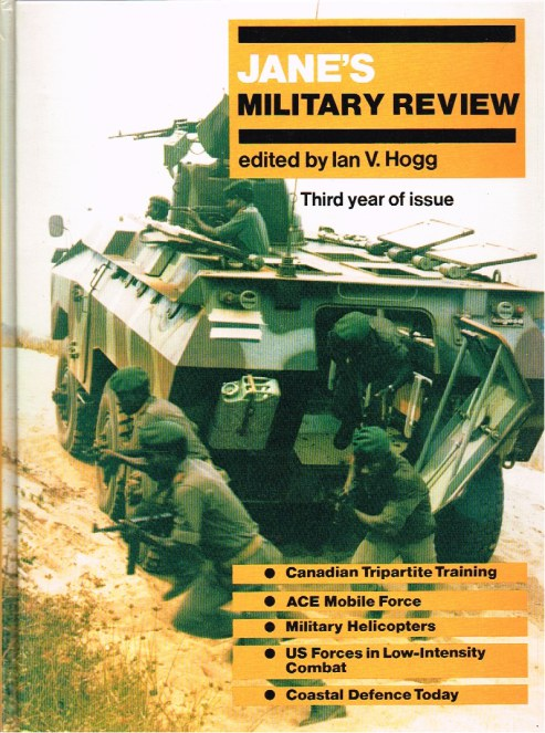 Image for JANE'S MILITARY REVIEW 1983-84 (THIRD YEAR OF ISSUE)