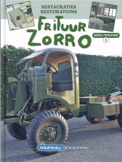Image for FRITUUR ZORRO RESTAURATIES / RESTORATIONS VOLUME 1