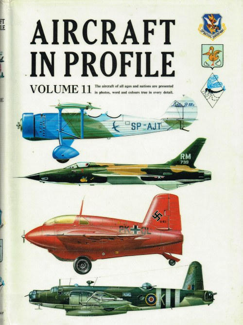 Image for AIRCRAFT IN PROFILE VOLUME 11