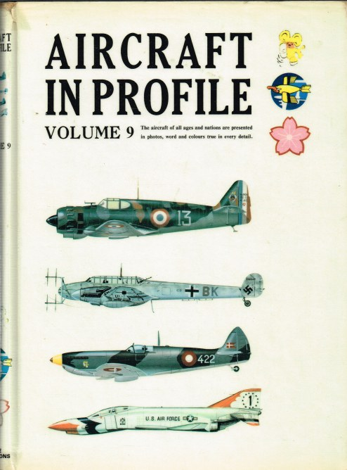Image for AIRCRAFT IN PROFILE VOLUME 9