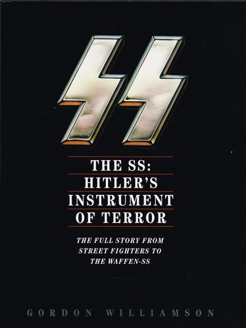 Image for THE SS : HITLER'S INSTRUMENT OF TERROR